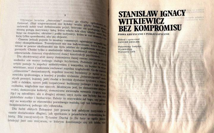 Demonizm Zakopanego – Übertragung ins Deutsche